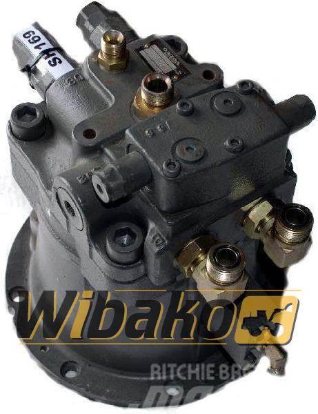 Volvo Swing motor / Silnik obrotu Volvo M2X120B-CHB-10A-