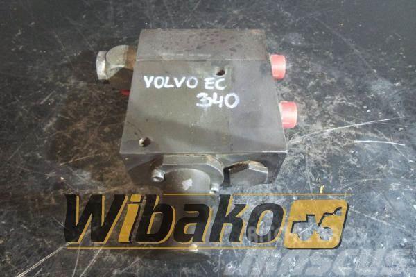 Volvo Valves set Volvo EC340