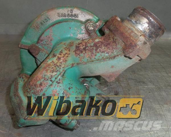 Volvo Water pump Volvo 1000972