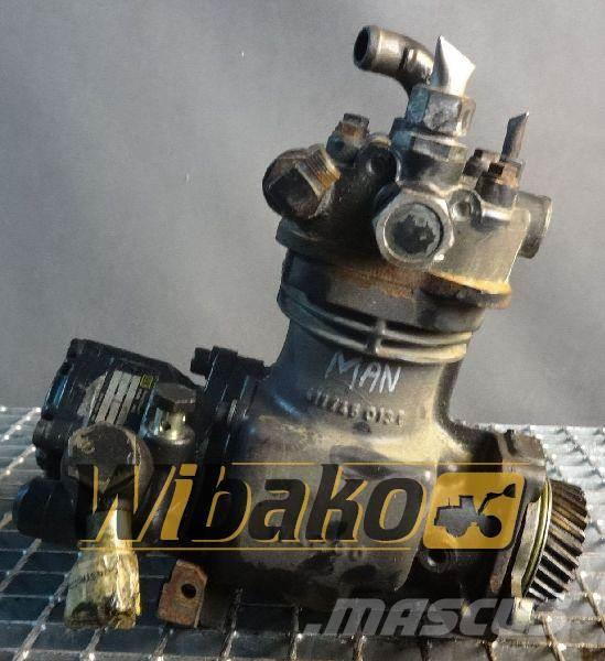 Wabco Compressor / Kompresor Wabco 4495 4111450570