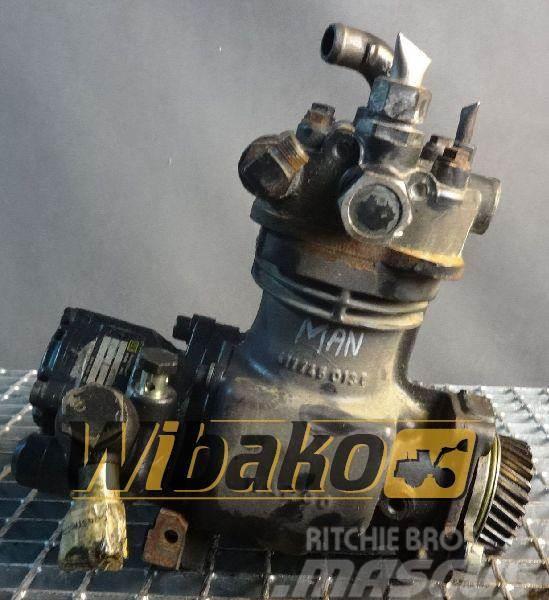 Wabco Compressor Wabco 4495 4111450570
