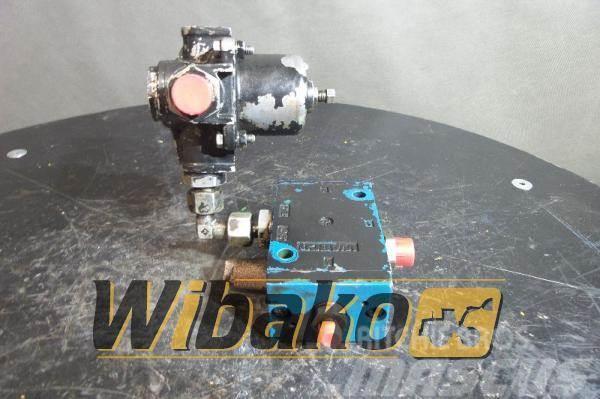 Wabco Valves set / Zestaw zaworów Wabco 5711100200