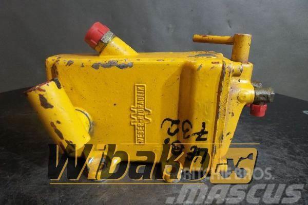 Weber Hydraulik cabin pump Weber Hydraulik 025.084.8