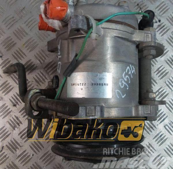 Weichai Sprężarka klimatyzacji Weichai 1014222