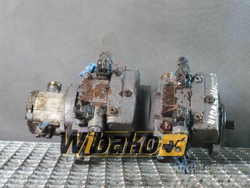 Wirtgen Hydraulic pump Wirtgen A10VG18EP21/10L-NSC16K013EH