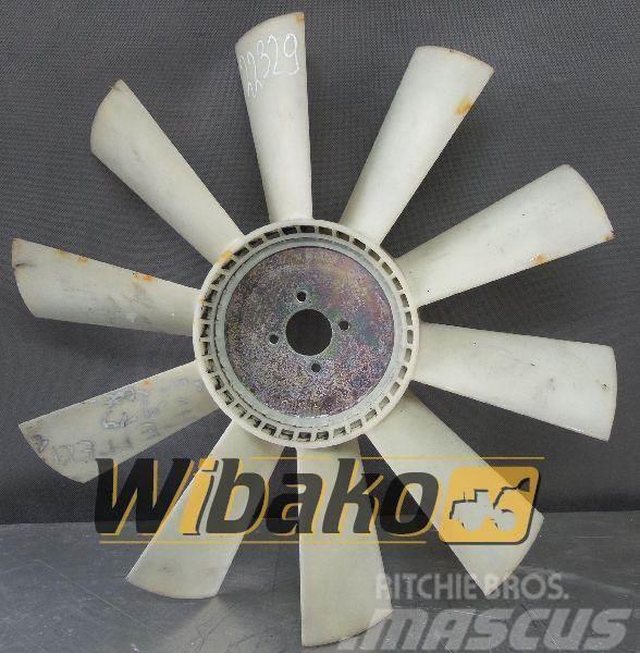 Zeppelin Fan / Wentylator Zeppelin ZM19 10/53