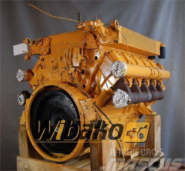 Zettelmeyer Engine for Zettelmeyer ZL5001