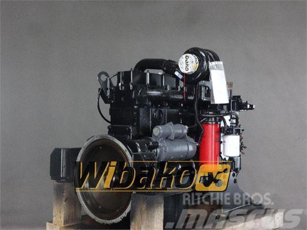 Zettelmeyer Engine for Zettelmeyer ZL3002