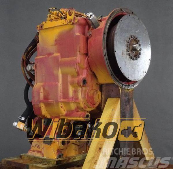 ZF Gearbox/Transmission / Skrzynia biegów ZF 4WG-250