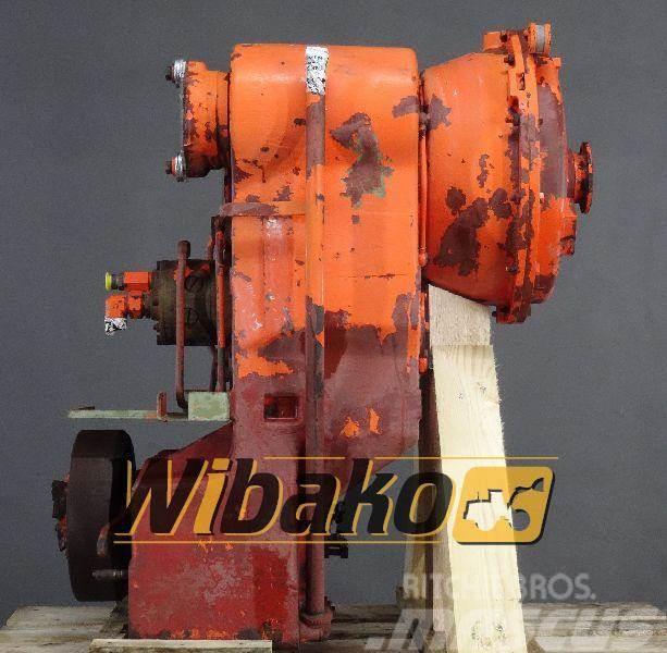 ZF Gearbox/Transmission / Skrzynia biegów ZF 4WG-180
