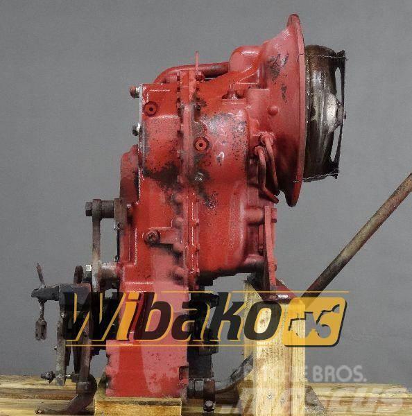 ZF Gearbox/Transmission / Skrzynia biegów ZF 6WG-100