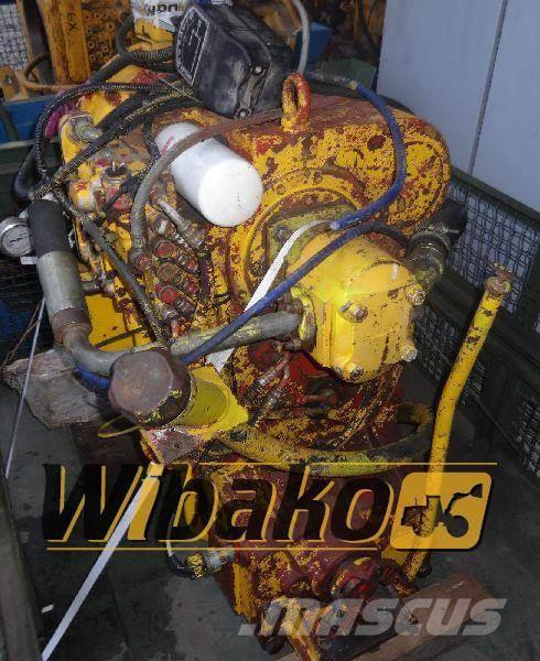 ZF Gearbox/Transmission / Skrzynia biegów ZF 6WG-180