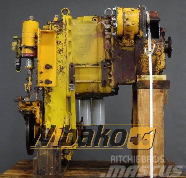 ZF Gearbox/Transmission / Skrzynia biegów Zf 4PW45H1