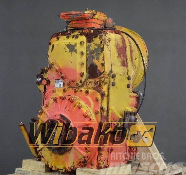 ZF Gearbox/Transmission / Skrzynia biegów ZF 4WG-65 4