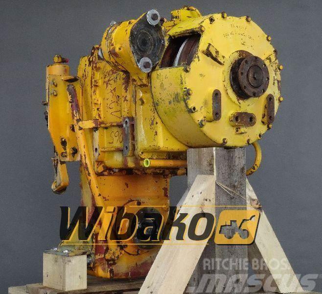 ZF Gearbox/Transmission ZF 4PW-45H1 4620003065