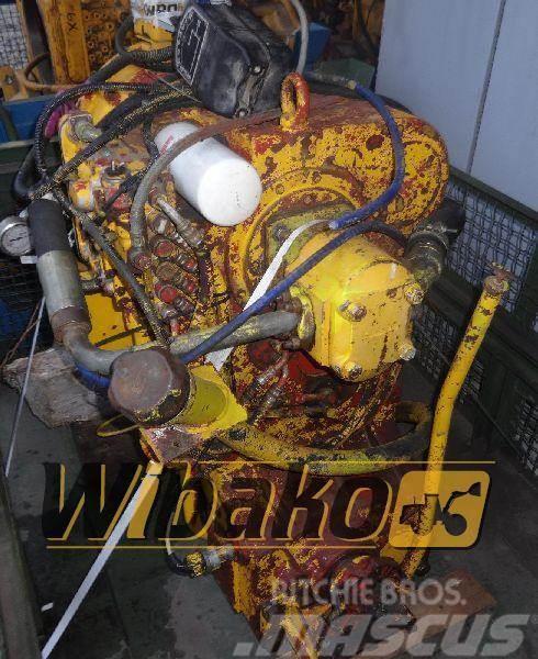 ZF Gearbox/Transmission Zf 6WG-200