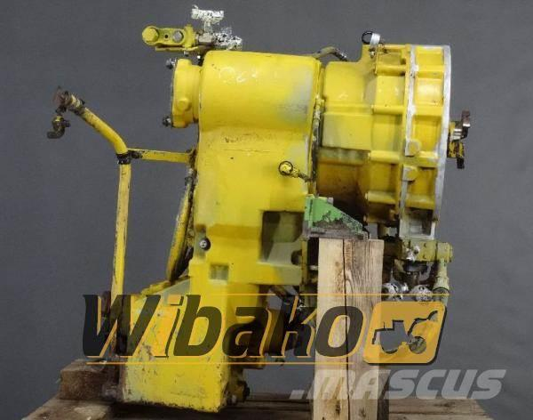ZF Gearbox/Transmission ZF O&K D30