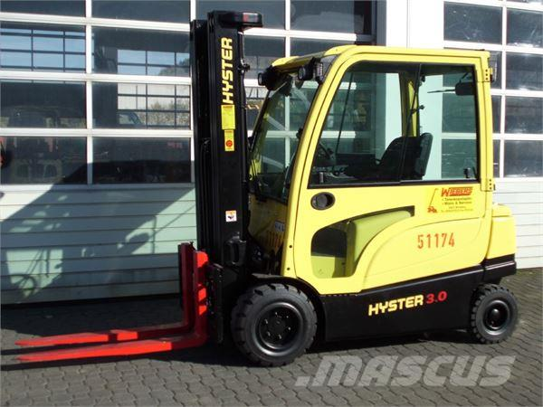 Hyster J3.00XN