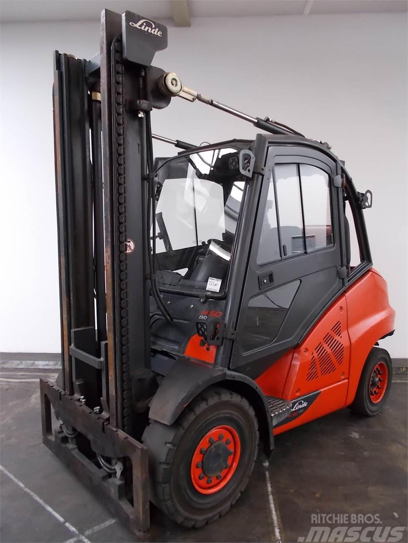 Linde H50T-394-02/600