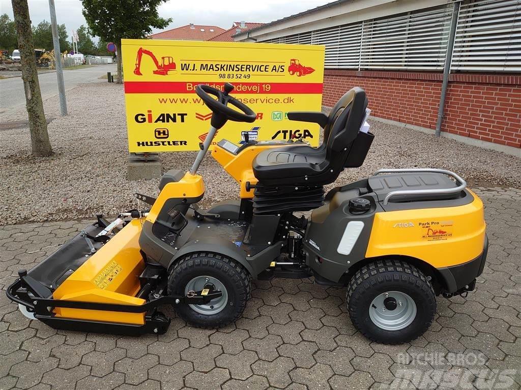 Stiga Park Pro 740 IOX Slagleklipper