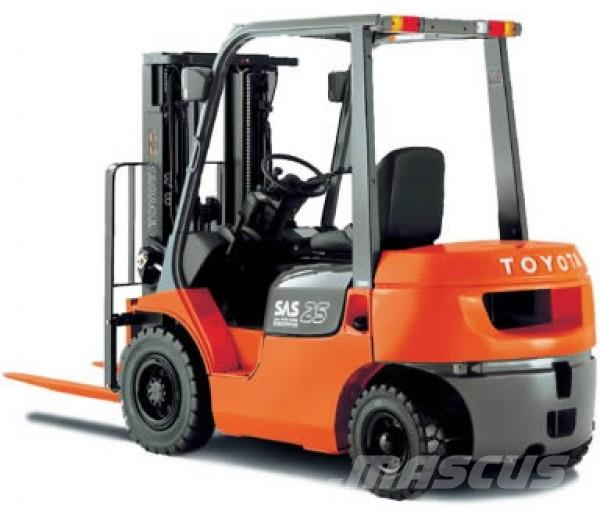 [Other] FORKLIFT  2.5-4 TON