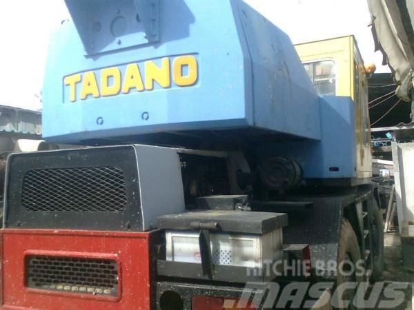 Tadano M1 20 TON, Kranbilar