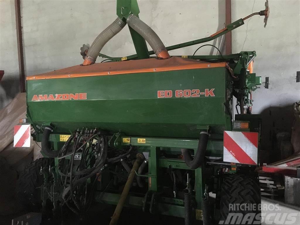 Amazone ED 601 K 8 rk.