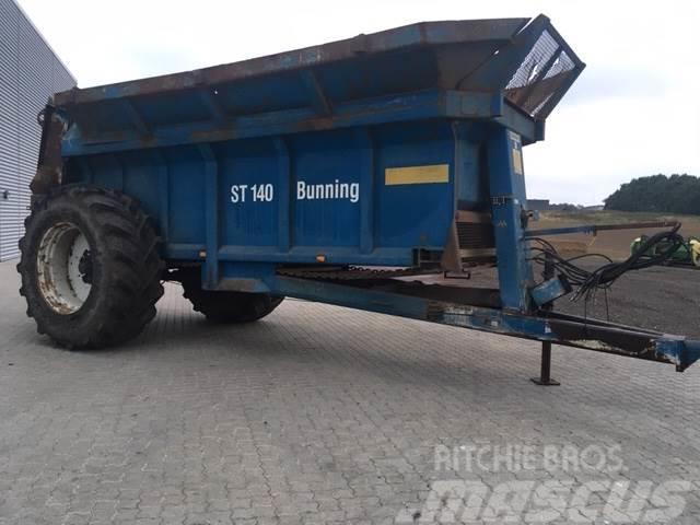 Bunning 15 tons