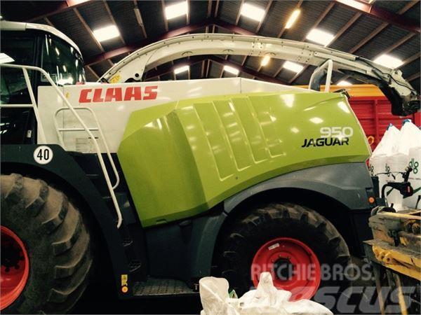 CLAAS JAGUAR 950-4WD