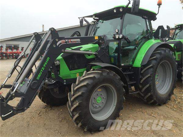 used deutz fahr 5120 p tractors year 2013 price 79 284 for sale mascus usa. Black Bedroom Furniture Sets. Home Design Ideas