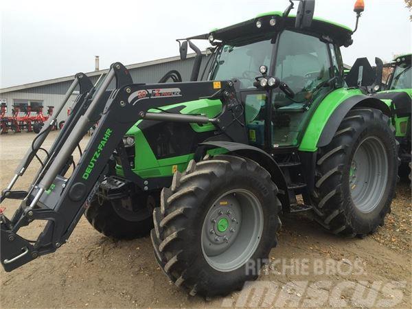 used deutz fahr 5120 p tractors year 2013 price 79 284 for sale mascus usa. Black Bedroom Furniture Sets. Home Design Ideas