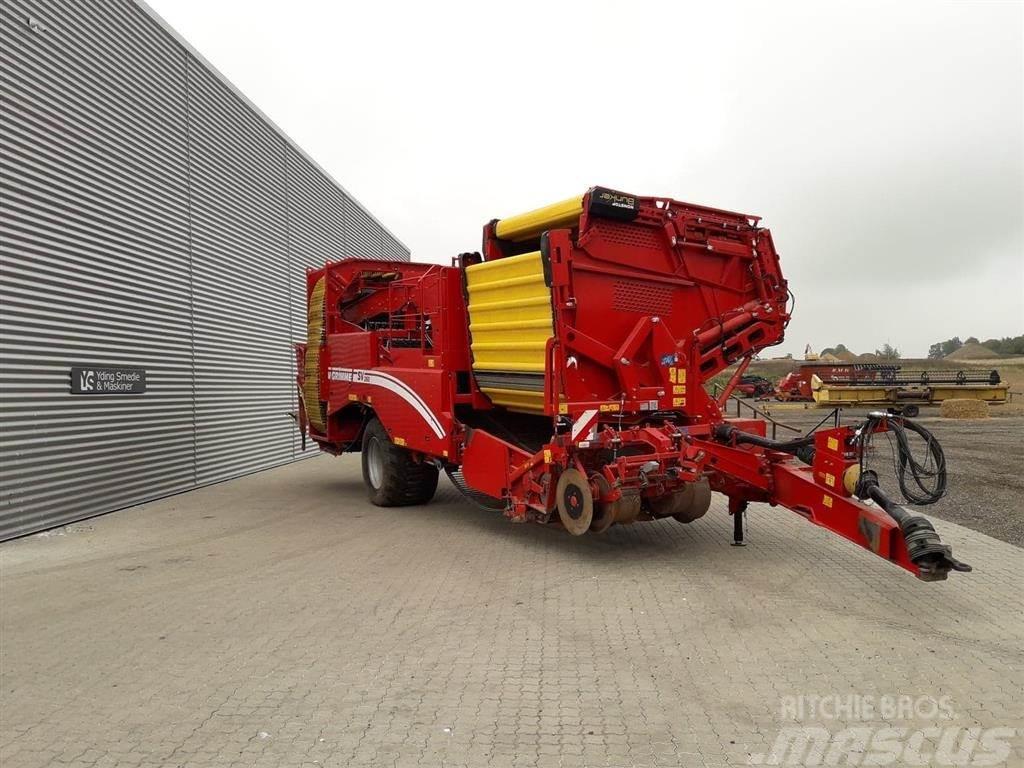 Grimme SV 260 Roller seperator (RS) + topkæde + 2 x pigbå