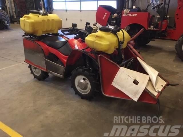 HM Honda 420 sprøjtemaskine, kun 228 timer