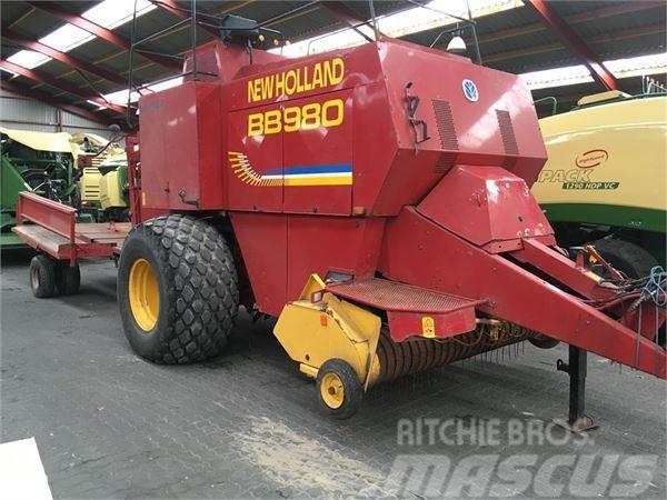 New Holland BB 980 m. vogn