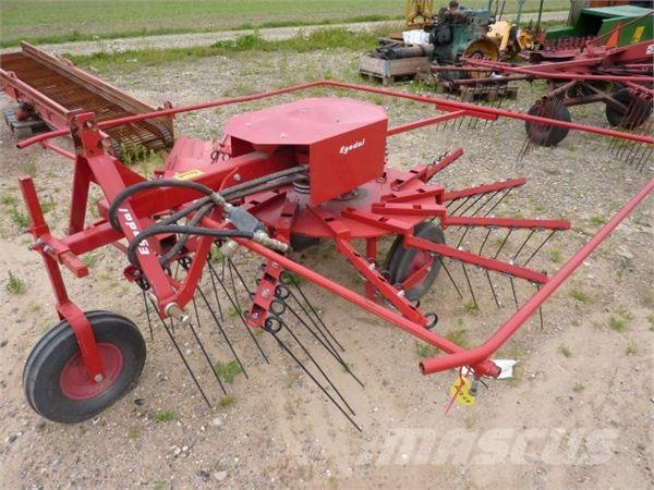 Egedal rotor rive, 2004, Other agricultural machines