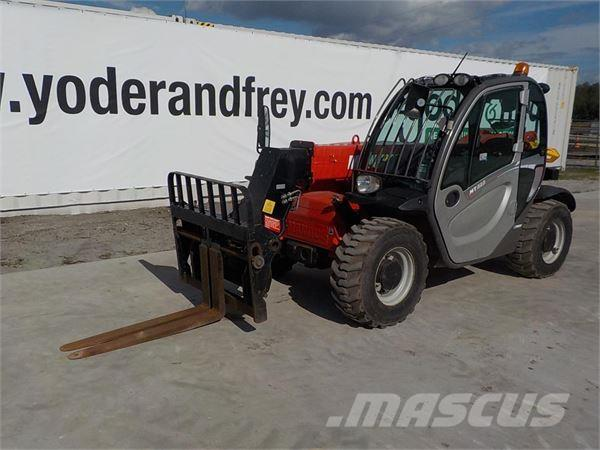 Manitou -mt625, United States - telescopic handlers for sale