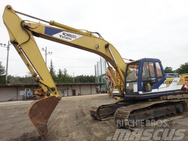 Kobelco SK200-1, Thailand, 1992- crawler excavators for sale