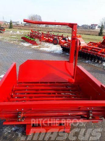 Agro-Factory Ballenauflöser/ Bale spreader/ Rozwijarka do bel o