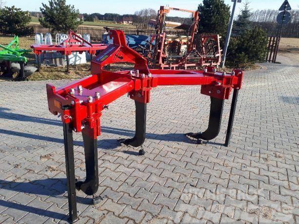 Agro-Factory II Tiefenlockerer/ Subsoiler/ Głębosz Grys 3-skibo