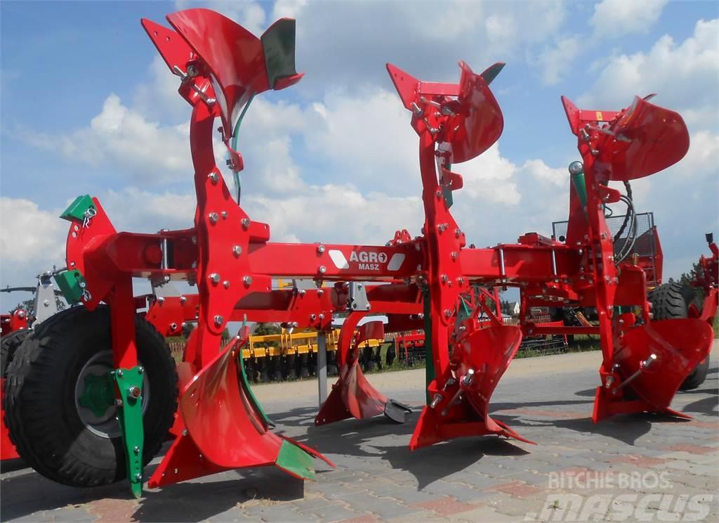 Agro-Masz Drehpflug/ Rotary plow/ Pług obrotowy 3-skibowy
