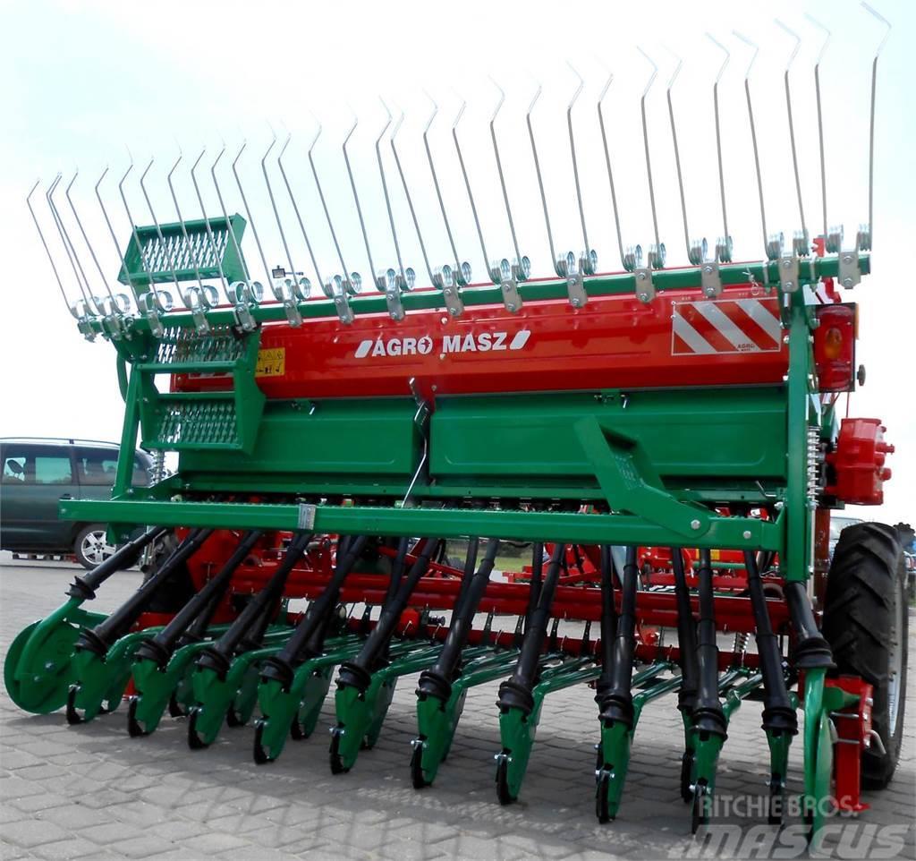 Agro-Masz Drillmaschine/ Seed drill/ Siewnik rzędowy SR-250