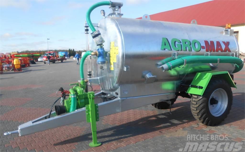 Agro Max Manure Tank / Beczkowóz 5000 l