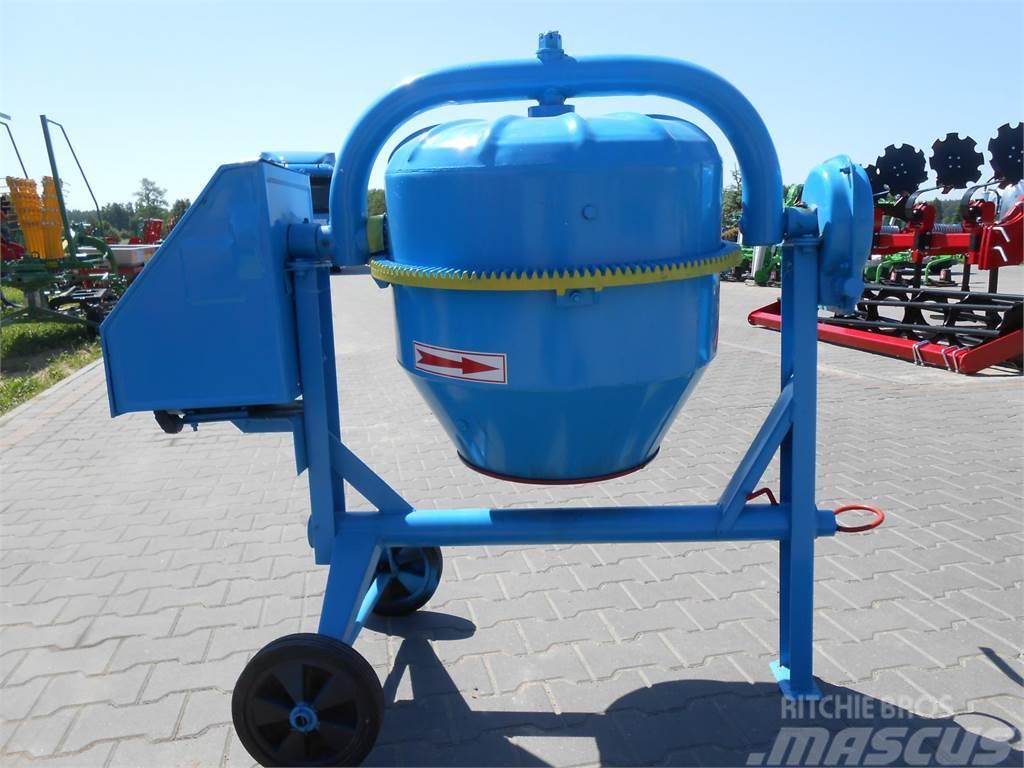 Agro-Wikt Betonmischer/Concrete mixer/Betoniarka BWA 110/ 23