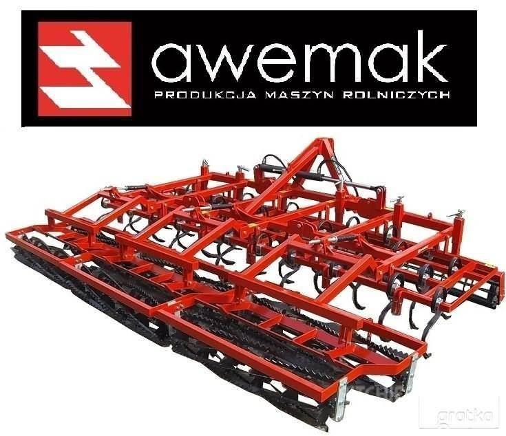 Awemak agregat AWEMAK PAZUR AGR 36 hydraulicznie składany