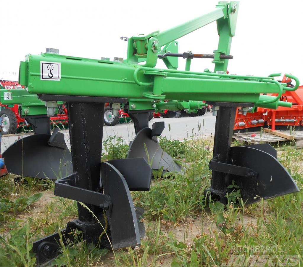 Bomet Rahmenpflug/ 2-furrow plows/ Pług ramowy 2-skibowy