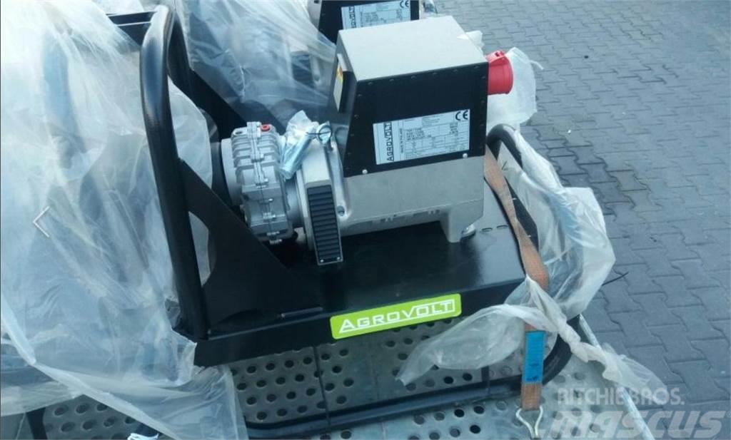 Fogo Power generator/ Stromgenerator/ Agregat prądotwór