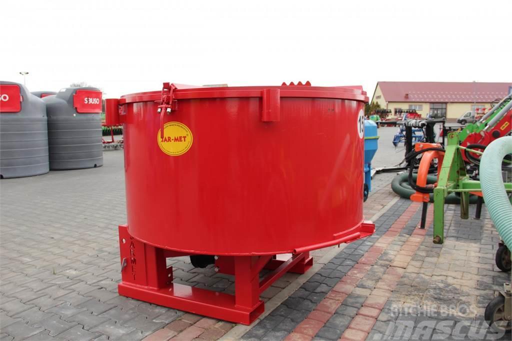 Jar-Met Traktor Betonmischer 800 l / Betoniarka ciągnikowa