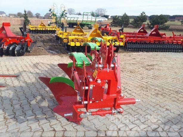 Koja Anbaubeetpflug/ Receding plow/ Pług zagonowy 3-ski