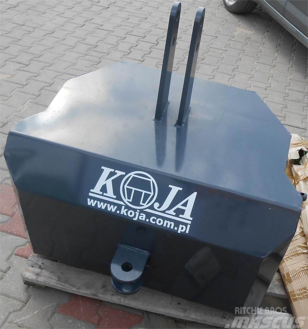 Koja Balastgewicht/ Balast/ Ballast/ Obciążnik 600 kg