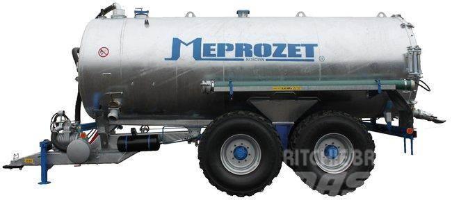 Meprozet Güllefass 14000 l / Wóz asenizacyjny, beczkowóz